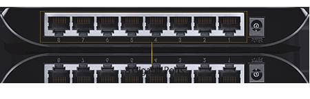 Switch TP-Link TL-SG1008D 1