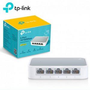 Switch mạng 5 cổng TP Link TL-SF1005D